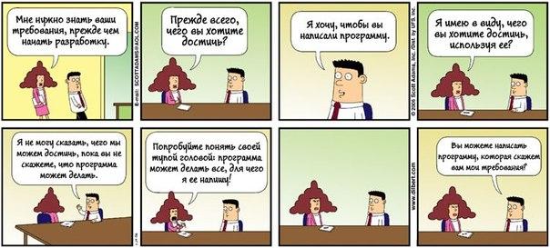 тех задание:
